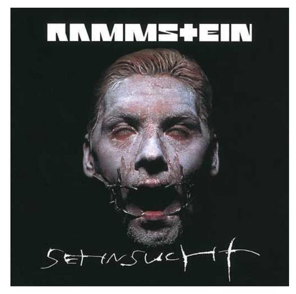 Rammstein – Sehnsucht    (2 × Vinyl, LP, Album, Reissue, Remastered, Stereo, 180g)