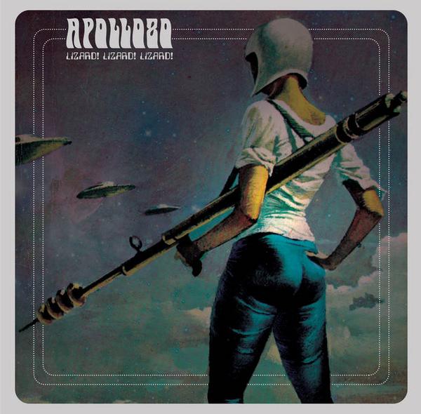 Apollo80 - Lizard! Lizard! Lizard! (Vinyl, LP, Album)