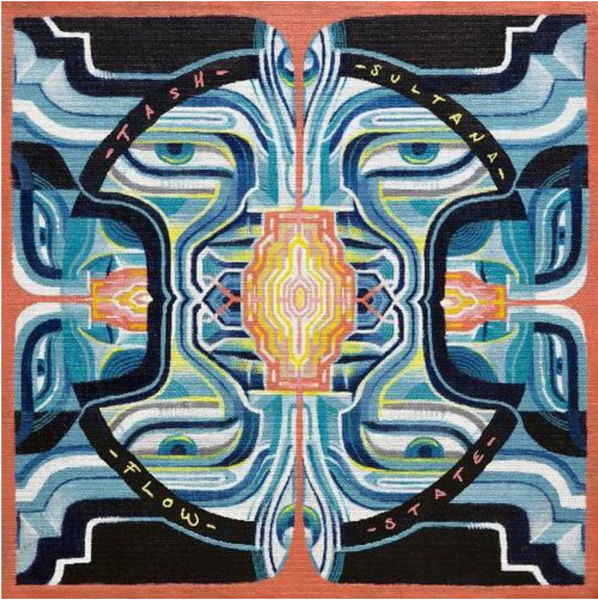 Tash Sultana - Flow State (2 × Vinyl,  LP, Album, Limited Edition, Mint + Pink Swirl)