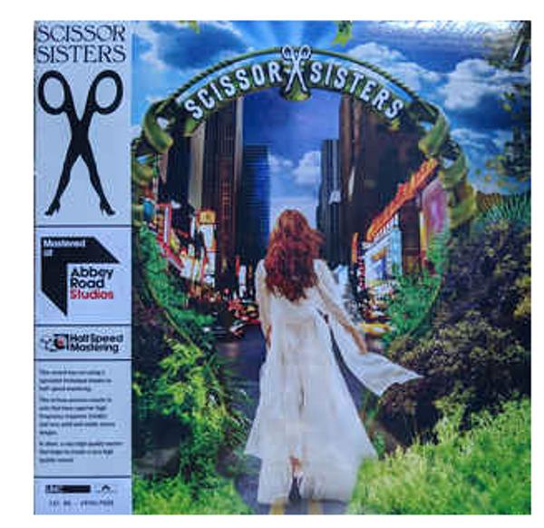 Scissor Sisters – Scissor Sisters.   (Vinyl, LP, Album, Limited Edition)