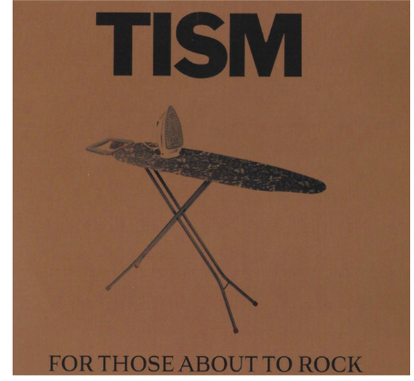 """TISM – For Those About To Rock.   (Vinyl, 7"""", 45 RPM, Single, Brown)"""
