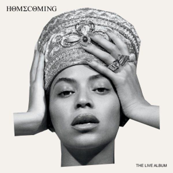 """Beyoncé - Homecoming: The Live Album (Box Set, Album, Limited Edition 4 × Vinyl, 12"""", 33 ⅓ RPM"""