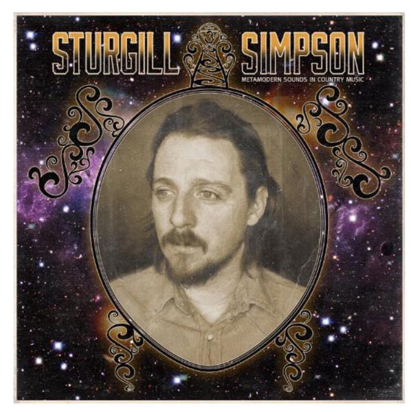 Sturgill Simpson – Metamodern Sounds In Country Music.    (Vinyl, LP, Album)