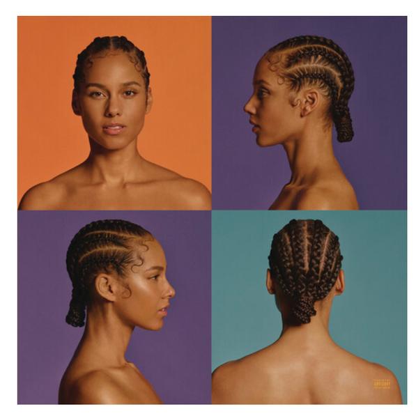 Alicia Keys – Alicia.    (2 × Vinyl, LP, Album, Limited Edition, White)
