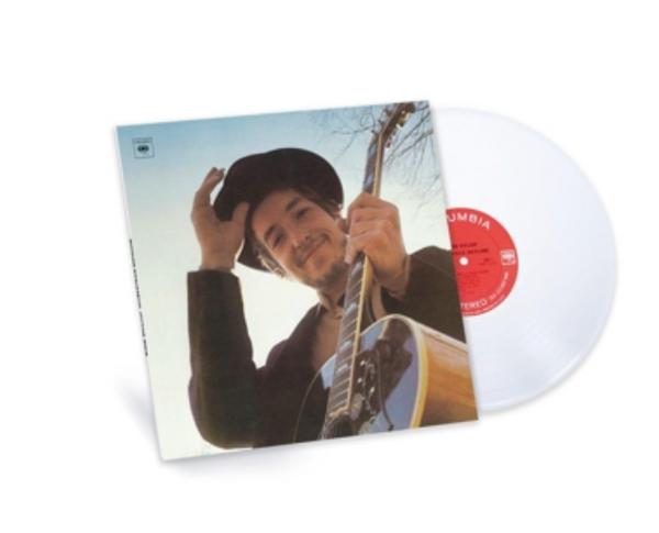 Bob Dylan – Nashville Skyline.   (Vinyl, LP, Album,  White)