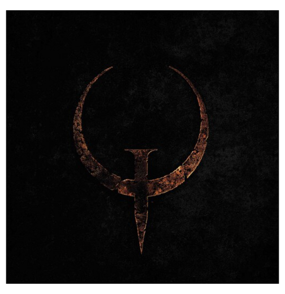 Nine Inch Nails ‎– Quake.   (2x Vinyl, LP, Single Sided, Etched, 180g)