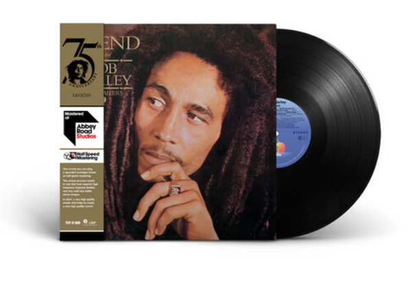 Bob Marley & The Wailers – Legend.   (Vinyl, LP, Compilation, Special Edition, Half Speed Mastered)