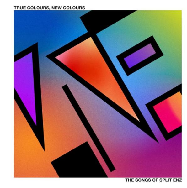 True Colours, New Colours - The Songs Of Split Enz.   ( Vinyl, LP, Album)