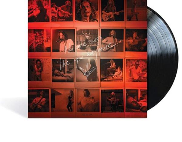 Chris Cornell – No One Sings Like You Anymore.   (  Vinyl, LP, Album)