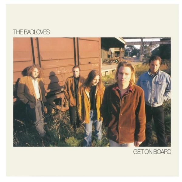 The Badloves – Get On Board.   (Vinyl, LP, Album)