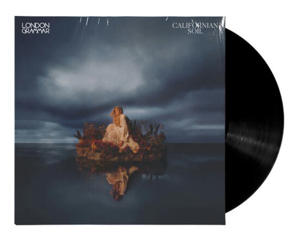 London Grammar – Californian Soil.   (Vinyl, LP, Album)