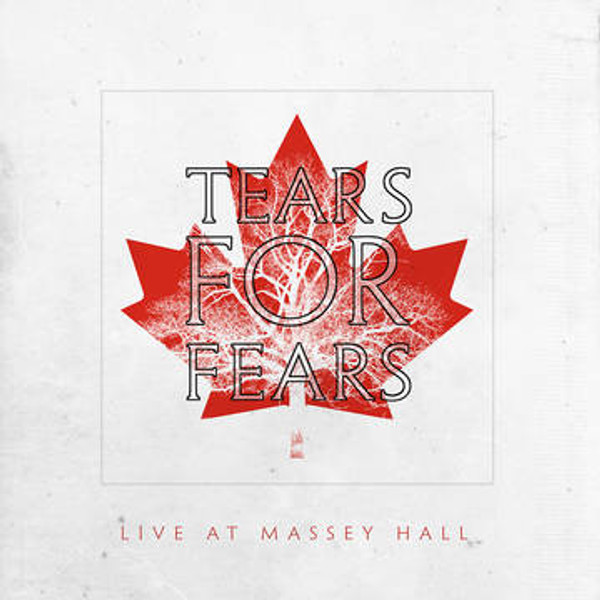 RSD2021 Tears for Fears - Live at Massey Hall (2 x Vinyl, LP, Album, Limited Edition)