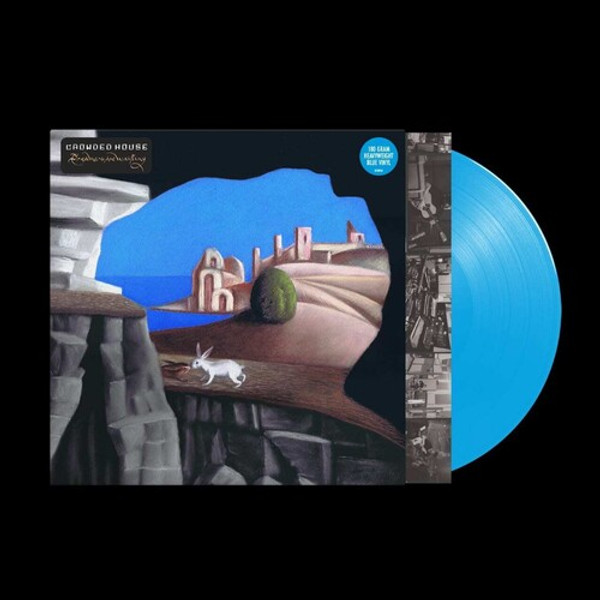 Crowded House - Dreamers Are Waiting (Vinyl, LP, Album, Limited Edition, Blue, 180g)