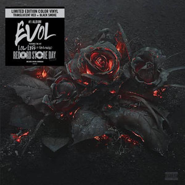 RSD2021 Future - EVOL (Vinyl, LP, Album, Limited Edition, Translucent Red/Black Smoke)