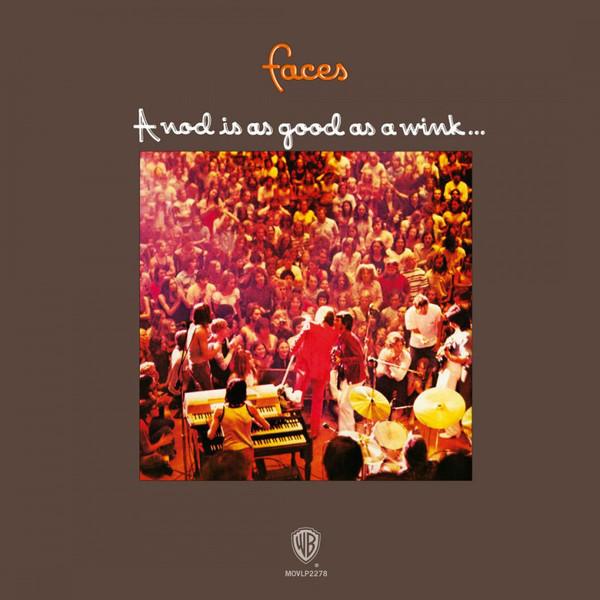 Faces - A Nod Is As Good As A Wink (Vinyl, LP, Album, 180g)
