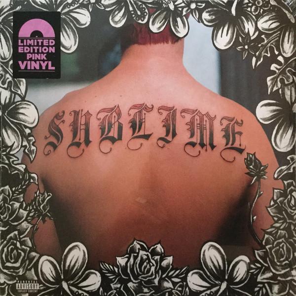 Sublime - Sublime (2 × Vinyl, LP, Album, Limited Edition, Pink)