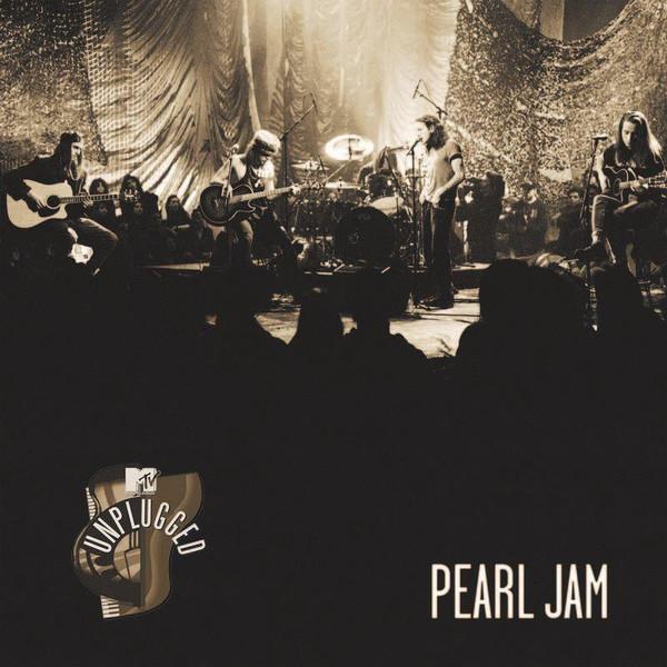 Pearl Jam - MTV Unplugged.    (Vinyl, LP, Album)