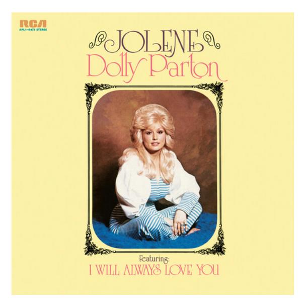 Dolly Parton – Jolene.   ( Vinyl, LP, Album)