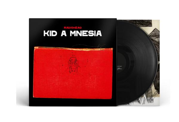 Radiohead - KID A MNESIA. (3x, Vinyl, LP, Album)