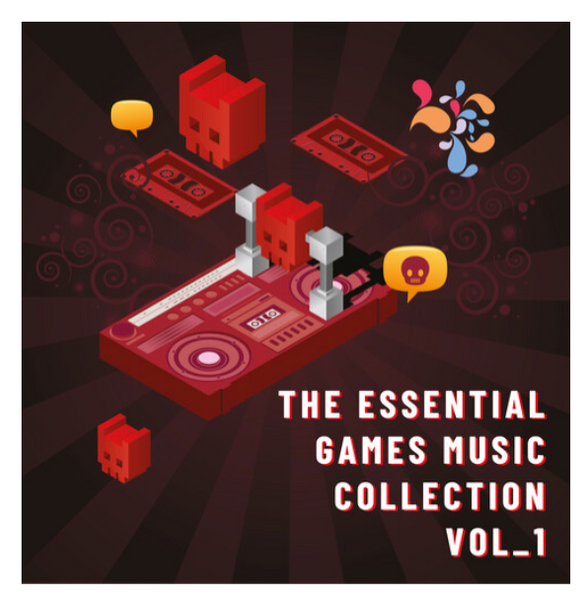 The London Music Works – The Essential Games Music Collection Vol_1.   (Vinyl, LP)