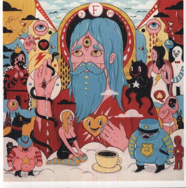Father John Misty - Fear Fun    (Vinyl, LP, Album)