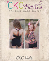 Brylee's Braided 3-in-1 Sizes 2T to 8 Kids PDF Pattern