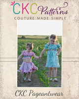 Georgia's Crop, Top, and Dress PDF Pattern