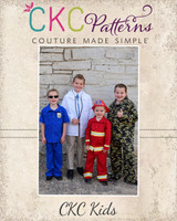 Randy's Everyday Heroes Uniform Set PDF Pattern