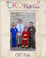 Randy's Everyday Heroes Uniform Set PDF Pattern