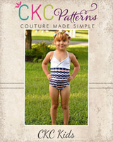 Kalista's 3-in-1 Sizes 2T to 14 Kids PDF Pattern