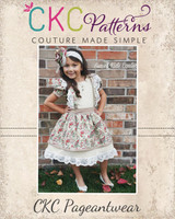 Clementine's Casual Top and Dress PDF Pattern