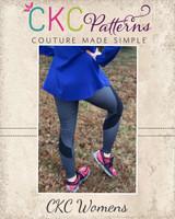 Bambi's Shapewear Pants, Shorts, and Capri's Sizes XXS to 4X Adults PDF Pattern