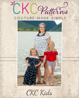 June's Summer Jumper Sizes 2T to 14 Kids PDF Pattern