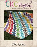 Rhea's Rail Fence Quilt PDF Pattern