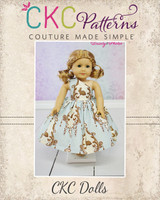 """18"""" Doll pattern pack 2 with 5 PDF Patterns"""