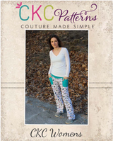 Venus' Lounge Pants Sizes XXS to 3X Adults PDF Pattern