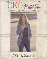 Chrysalis' Cardigan Sizes XXS to 3X Adults PDF Pattern