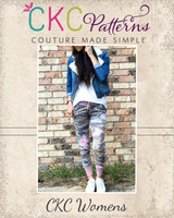 Jaycee's Joggers Sizes XXS to 3X Adults PDF Pattern