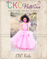 KaraLeigh's Dress Sizes 2T to 14 Kids PDF Pattern