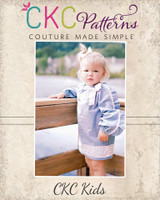 Rosalinda's Ruffled Peasant Top and Dress Sizes 2T to 14 Kids PDF Pattern