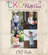 Velma Sue's Shirt Extender Sizes 2T to 14 Kids PDF Pattern