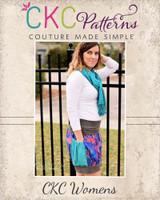 Brewster's Bubble Pocket Skirt Sizes XS to XL Adults PDF Pattern
