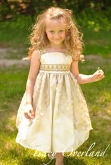 Simone's Chiffon Simple and Ruffled Dress Sizes 6/12m to 8 Kids PDF Pattern