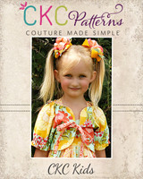 Bianca's Reversible Bolero Sizes 6/12m to 5X Adults and Dolls PDF Pattern