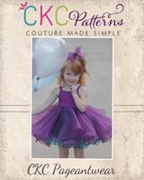 Cynthia's Babies Babydoll Dress PDF Pattern