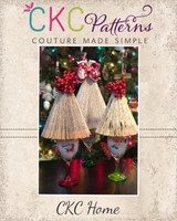 12 Days of Christmas 2020 - Folded Book Tree Decor