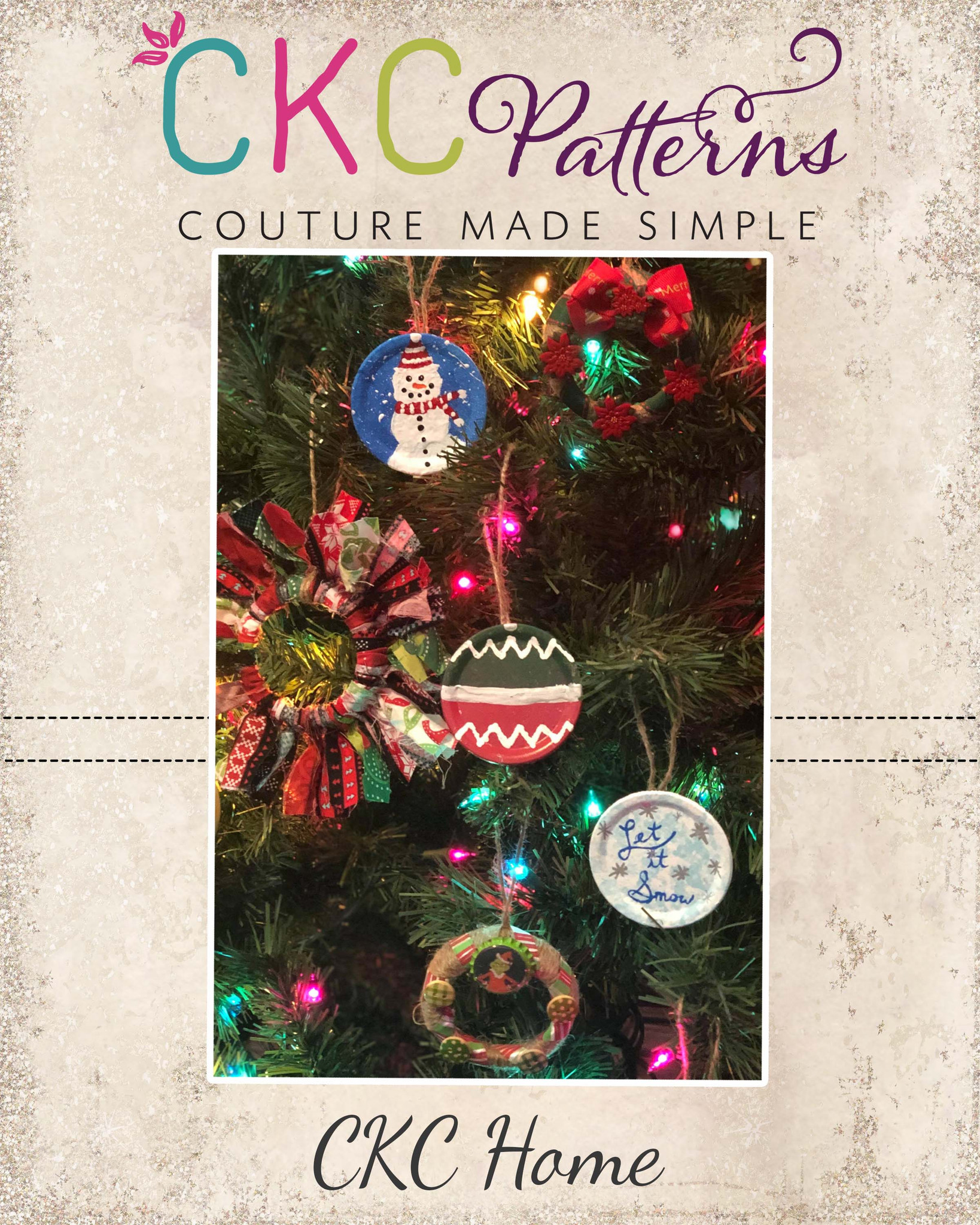 12 Days of Christmas - Mason Jar Ornament