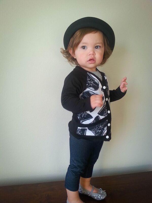 Emmalyn's Cardigan Sizes NB to 8 Kids and Dolls PDF Pattern