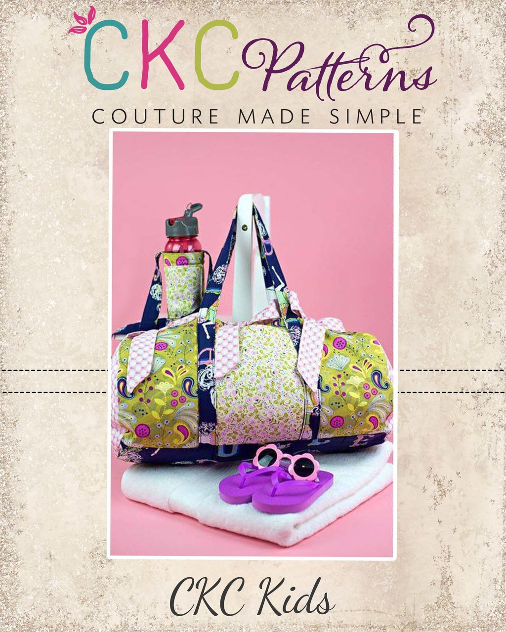 Karma's Carryall Bag PDF Pattern