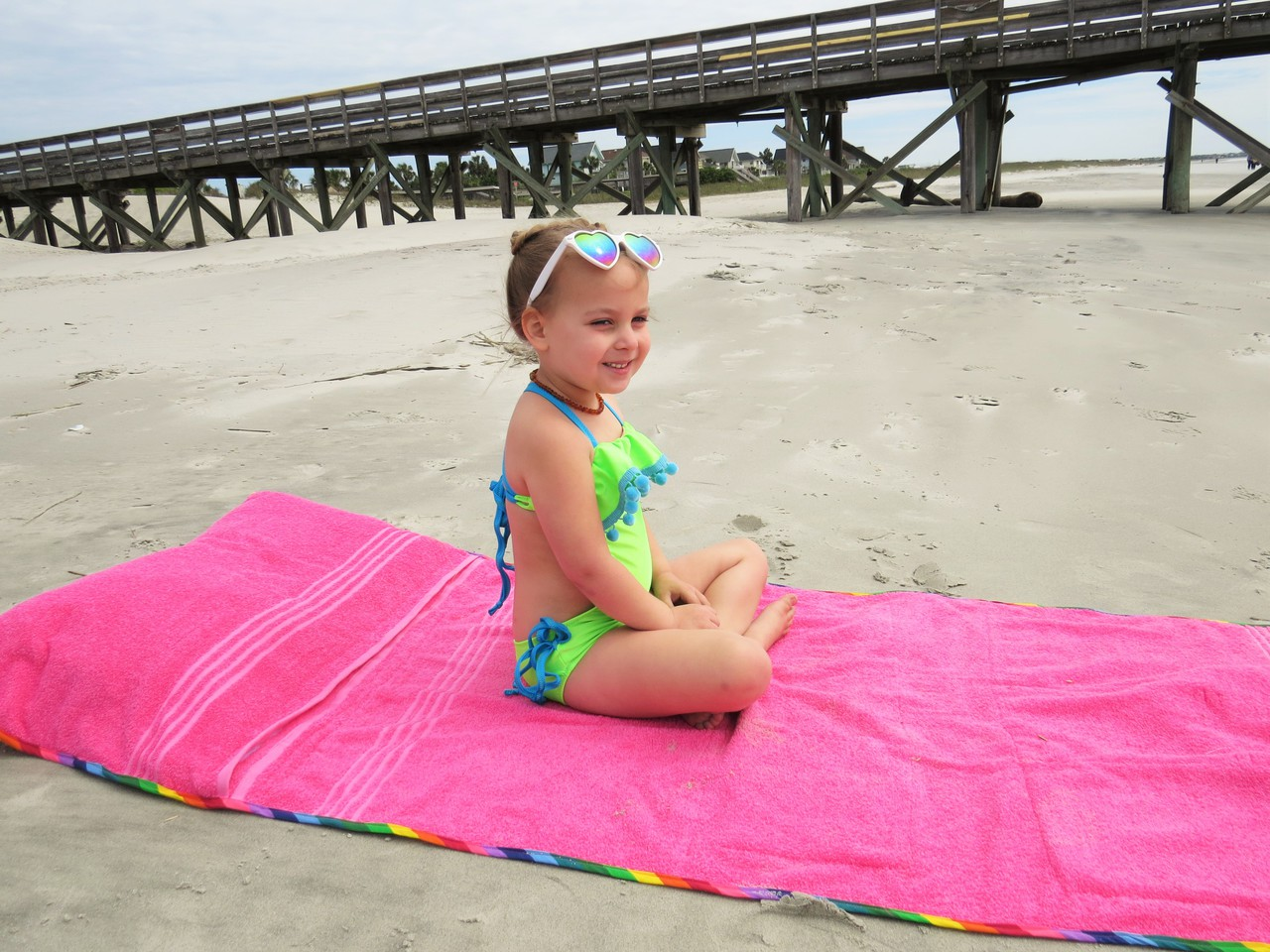 Hurley's Beach Buddy and Dolls PDF Pattern